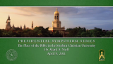 Presidential Symposium: Dr. Mark A. Noll